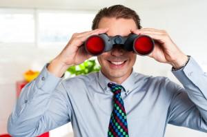 Tenha clareza de visão e saiba onde você está e onde quer chegar.